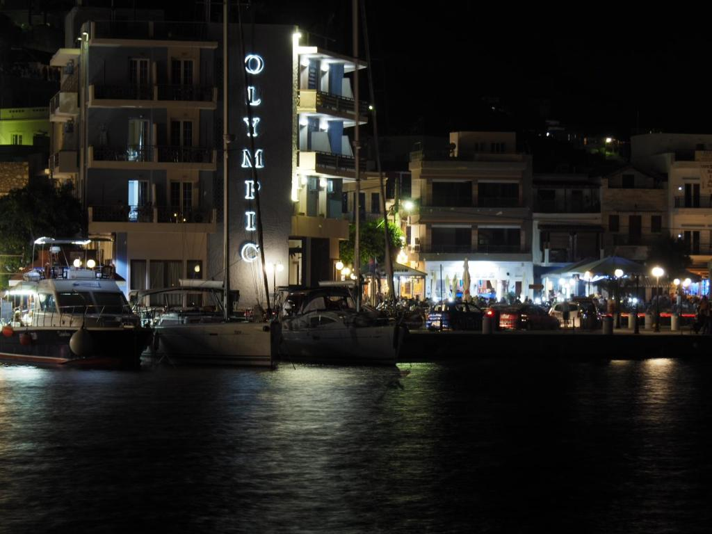 Olympic Hotel Kalymnos, Greece