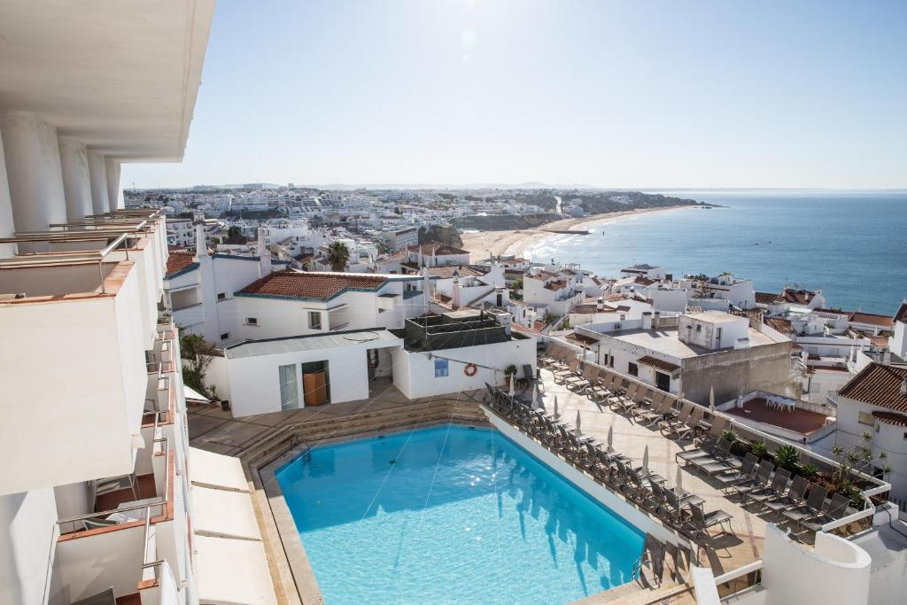 A view of the pool at Boa Vista Hotel & Spa - Adults Only or nearby