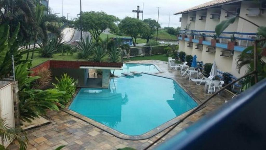 A view of the pool at MK Express Hotel or nearby