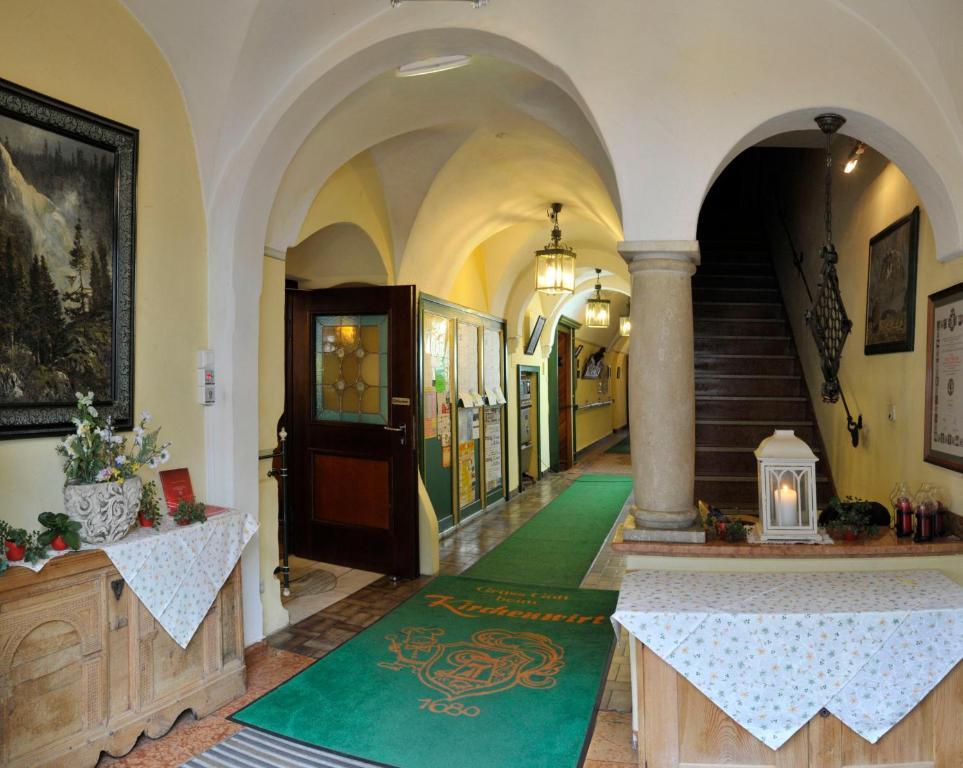Hotel Gasthof Kirchenwirt Schladming, Austria