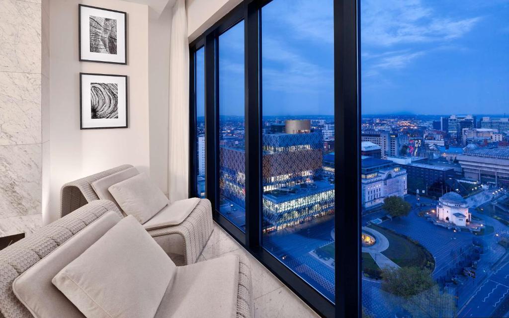 Hyatt Regency Birmingham - Laterooms