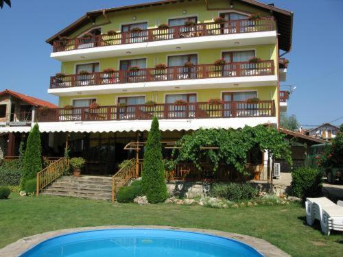Margarita Hotel Varna City, Bulgaria
