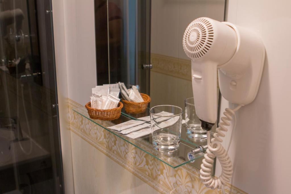 Ванная комната в Отель Бахет