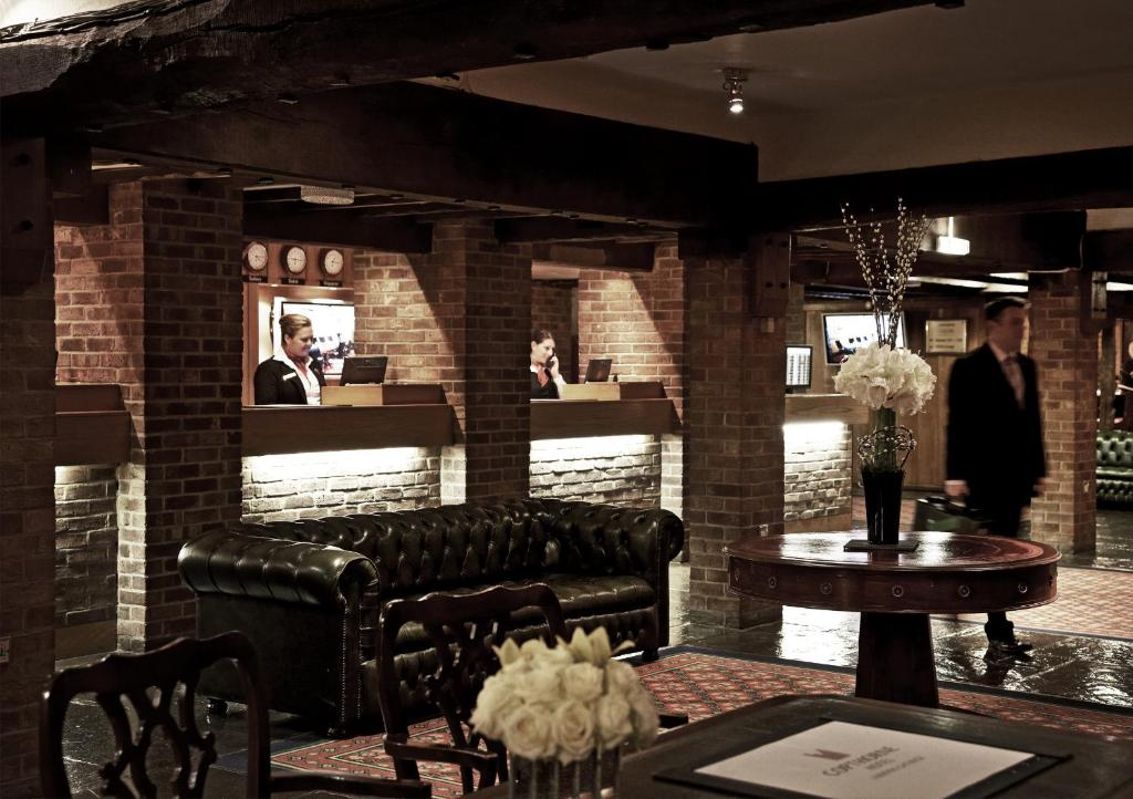 Copthorne Hotel London Gatwick - Laterooms