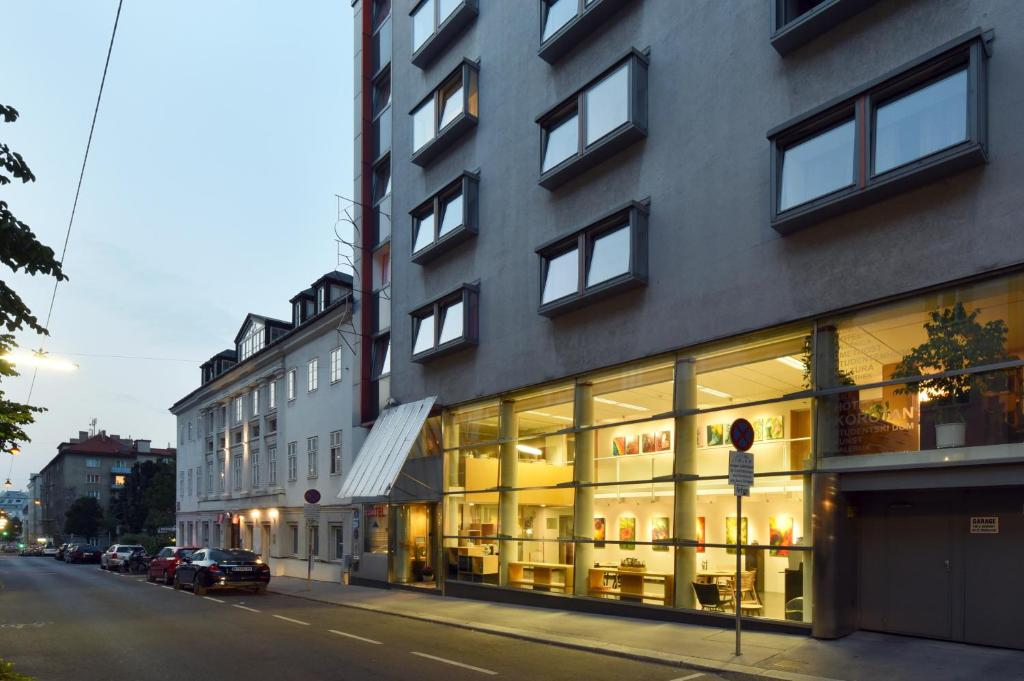 Hotel Korotan Vienna, Austria