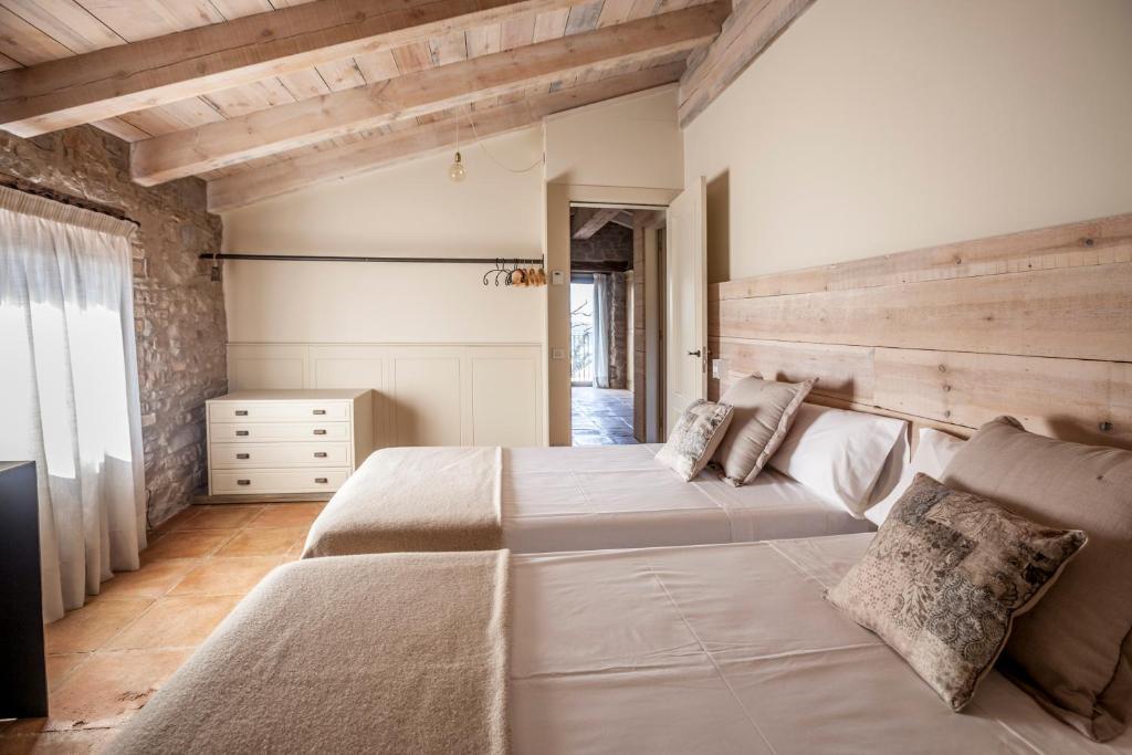 casas rurales con encanto en cataluña  40