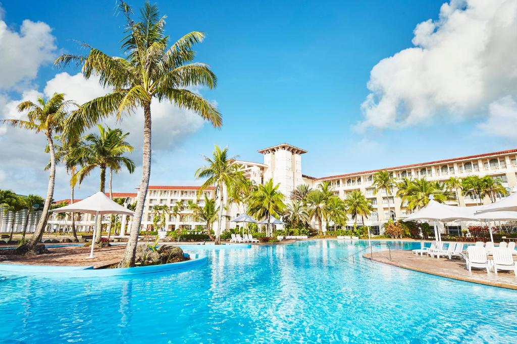 The swimming pool at or near LeoPalace Resort Guam