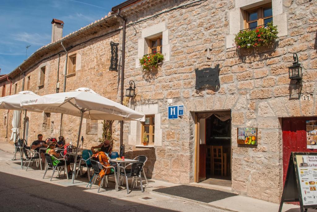 """Hostal-Bar Restaurante """"La Fuente"""""""