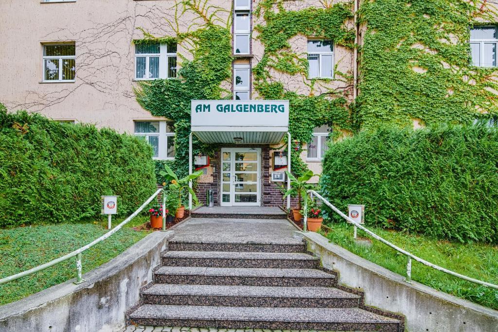 Hotel am Galgenberg Gera, Germany