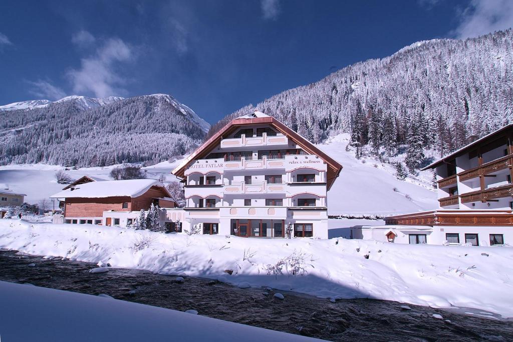 Hotel Fatlar Ischgl, Austria