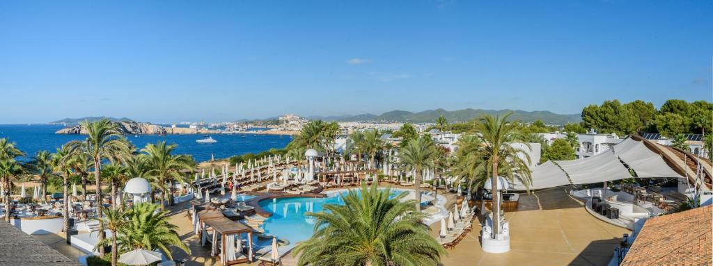 A view of the pool at Destino Pacha Ibiza or nearby