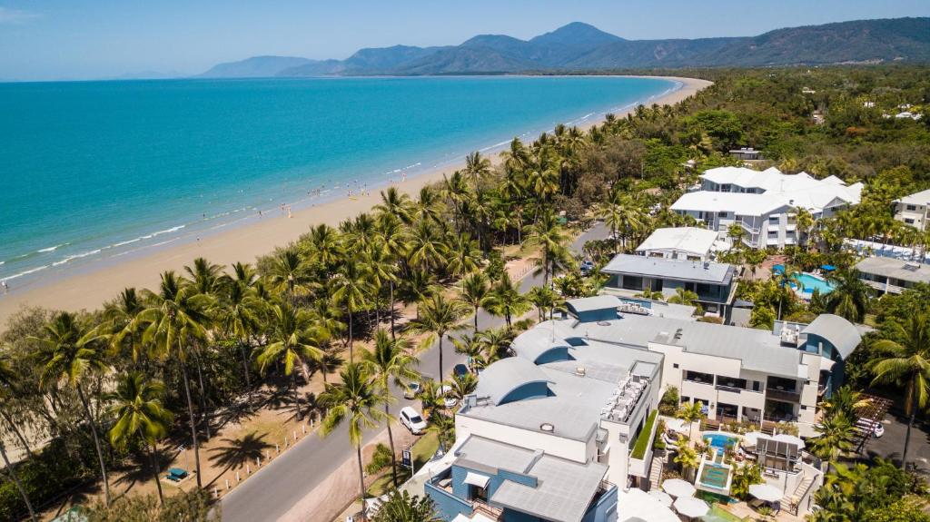 A bird's-eye view of Port Douglas Peninsula Boutique Hotel - Adults Only Haven