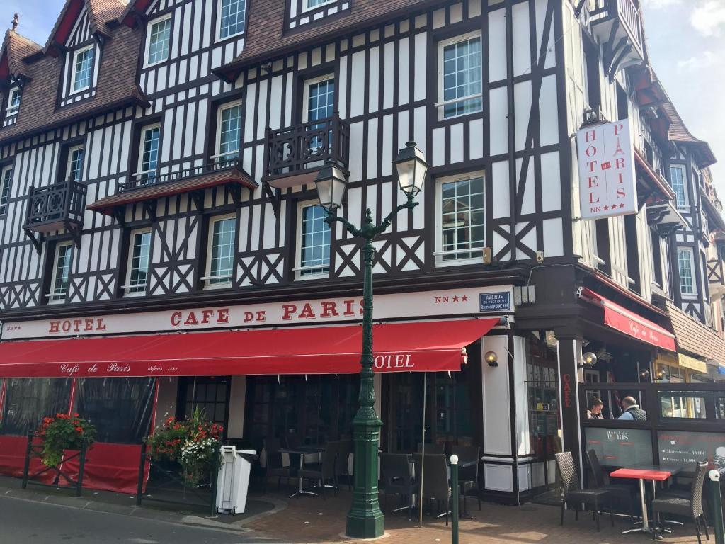 Hotel De Paris Cabourg, France