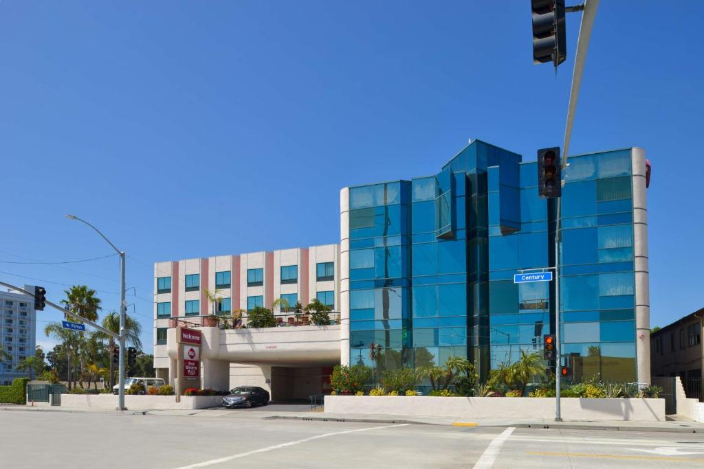 The Best Western Plus Suites Hotel - Los Angeles LAX Airport.