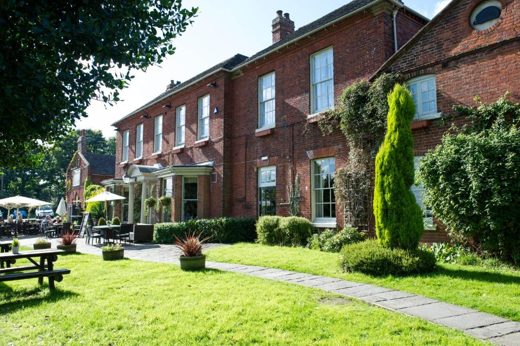 Innkeeper's Lodge Lichfield - Laterooms