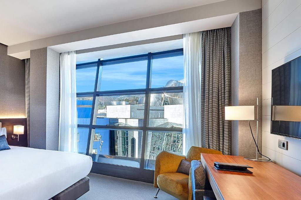 Bilbao hotel