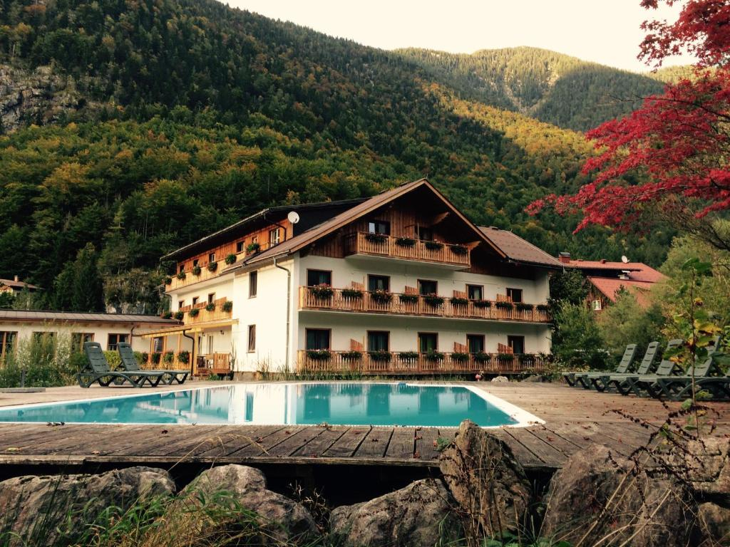 Seehotel am Hallstattersee Obertraun, Austria
