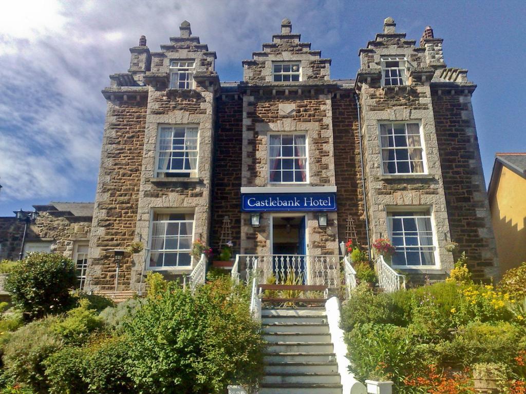 Castlebank Hotel - Laterooms