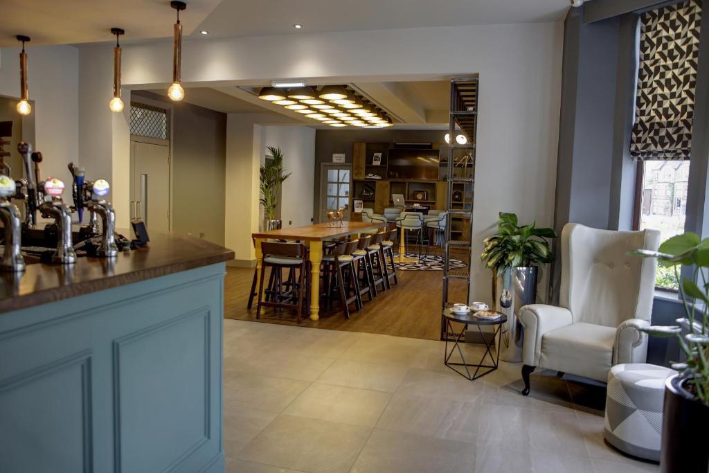 Best Western Plus Nottingham Westminster Hotel - Laterooms