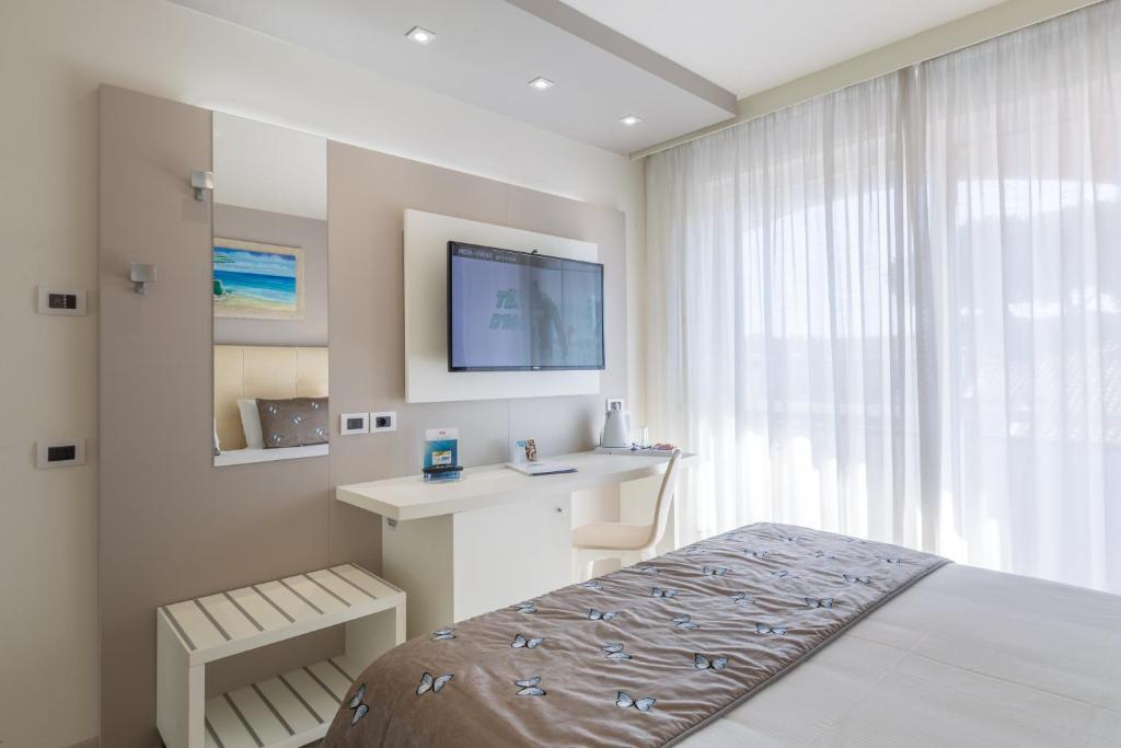 Hotel Eden Cinquale, Italy
