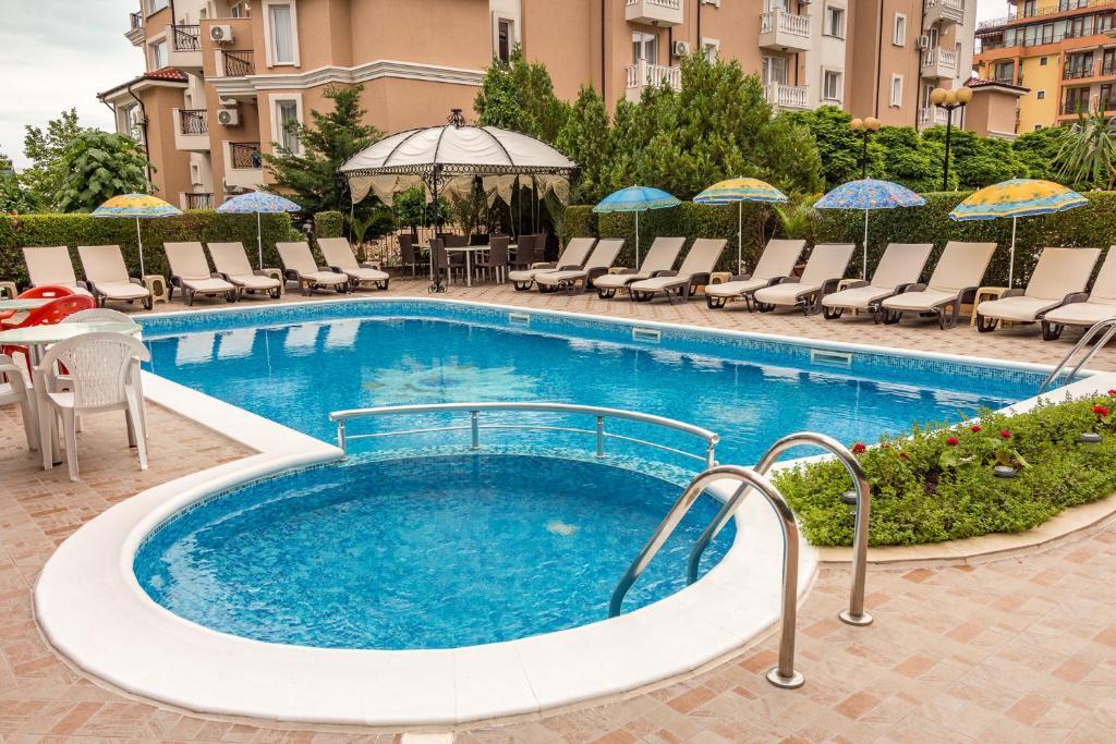 Family Hotel Venera Sveti Vlas, Bulgaria