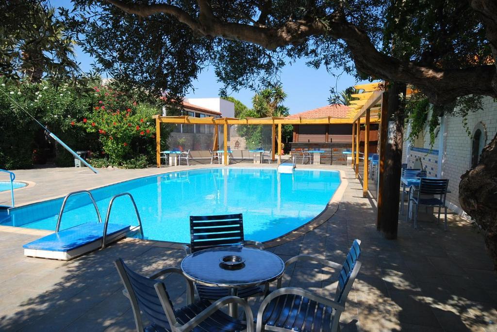The swimming pool at or near Hotel Marina Village