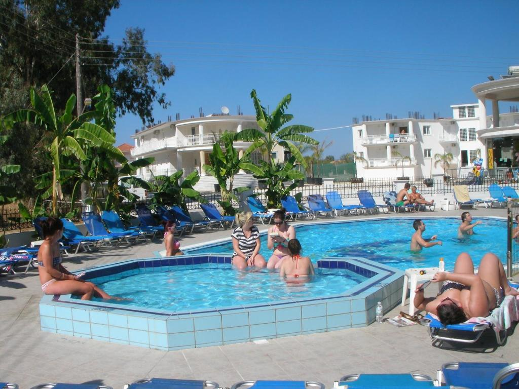 Mariana Hotel Laganas, Greece