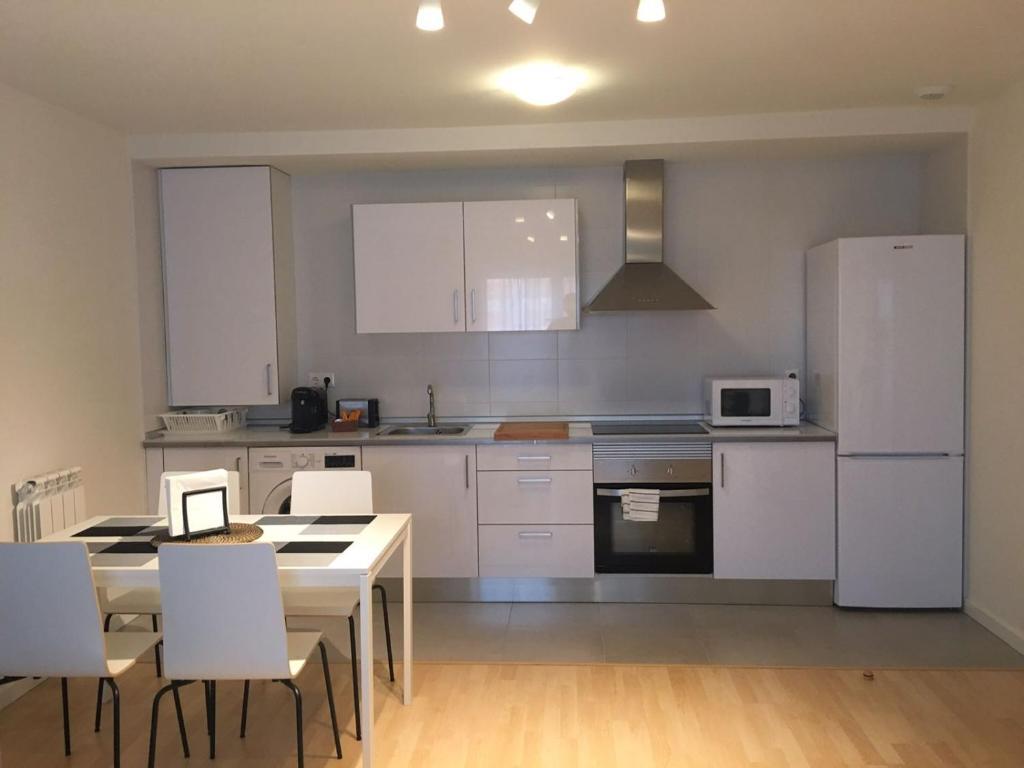 Una cocina o zona de cocina en Apartamento Carmen
