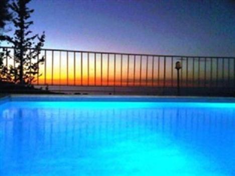 The swimming pool at or near Agios Nikitas Resort Villas