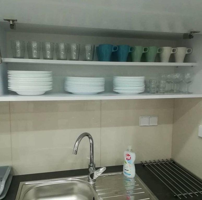 Łazienka w obiekcie Resti