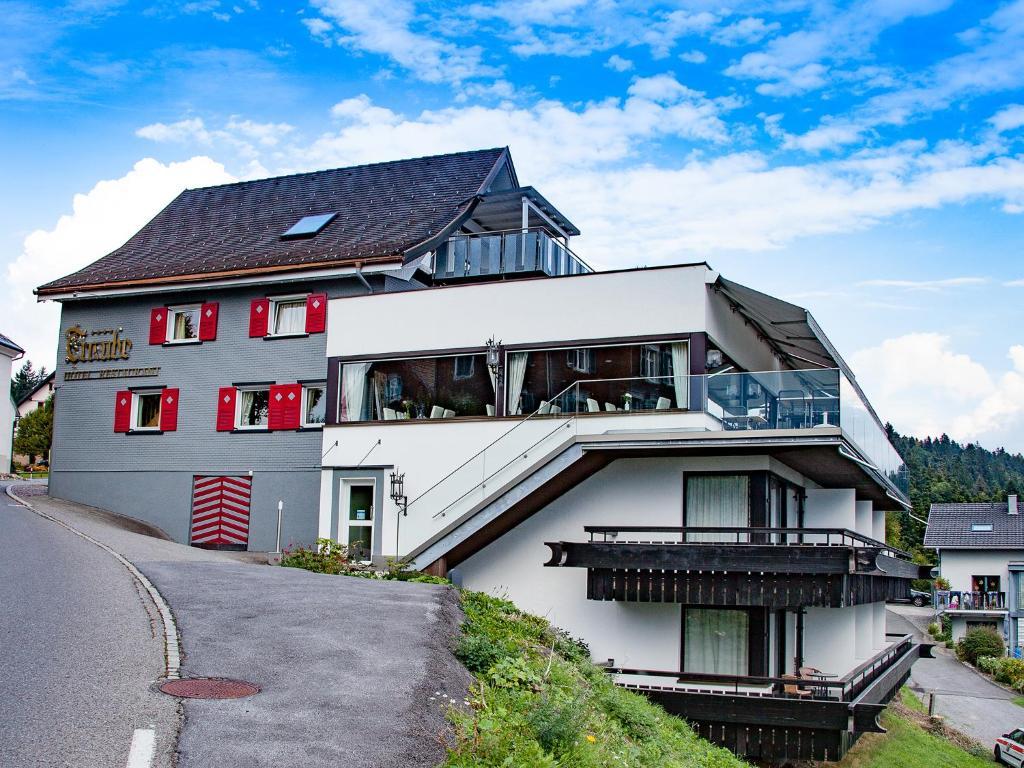 Hotel Restaurant Traube Bildstein, Austria
