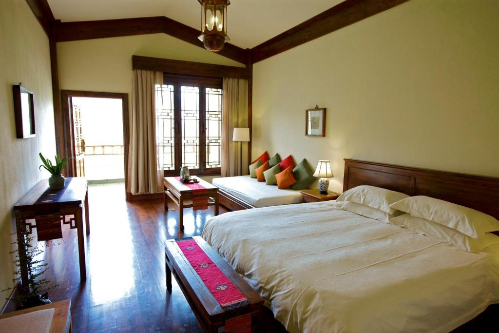 Songtsam Tacheng Lodge