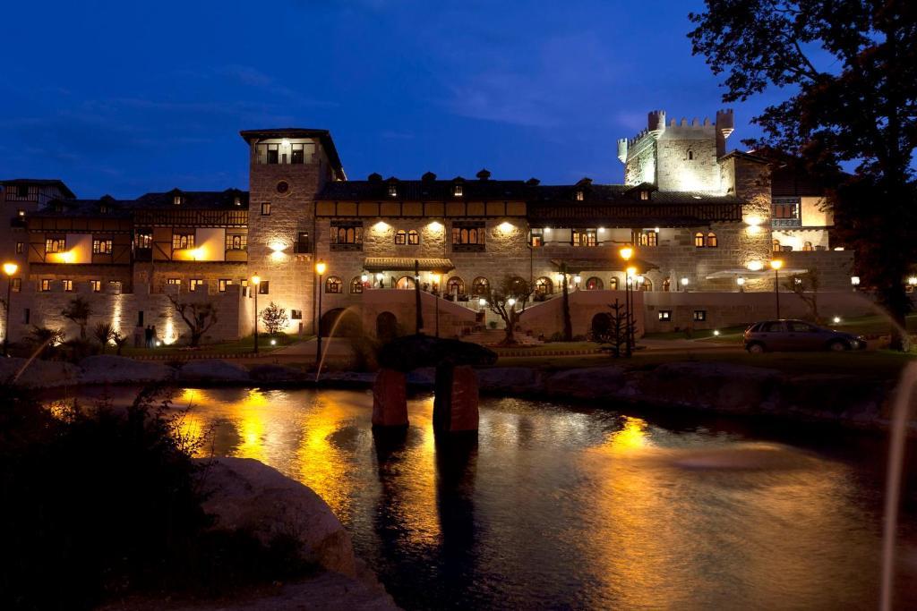 Hotel Termal Abadia de Los Templarios La Alberca, Spain