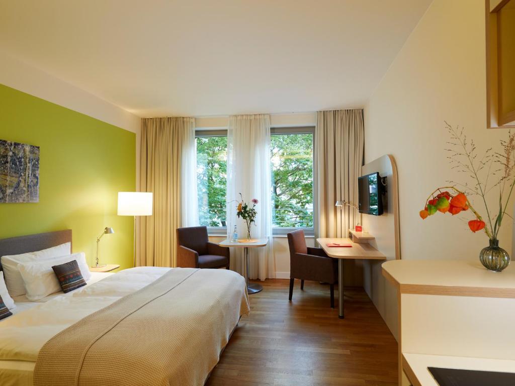 Flottwell Berlin Hotel & Residenz am Park Berlin, Germany