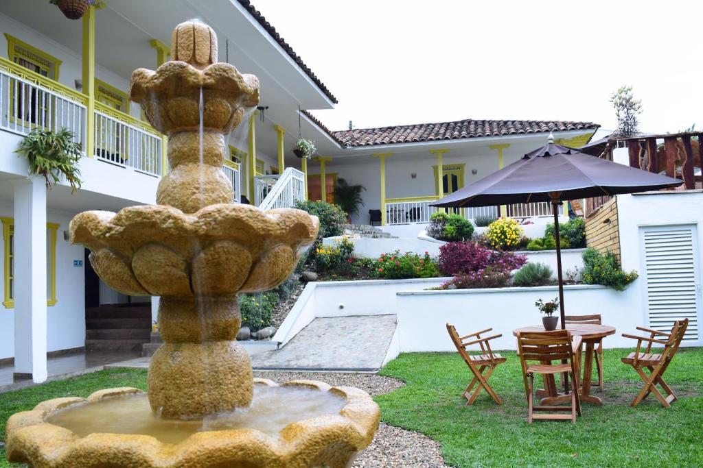 Piscina en o cerca de Hotel Salento Plaza