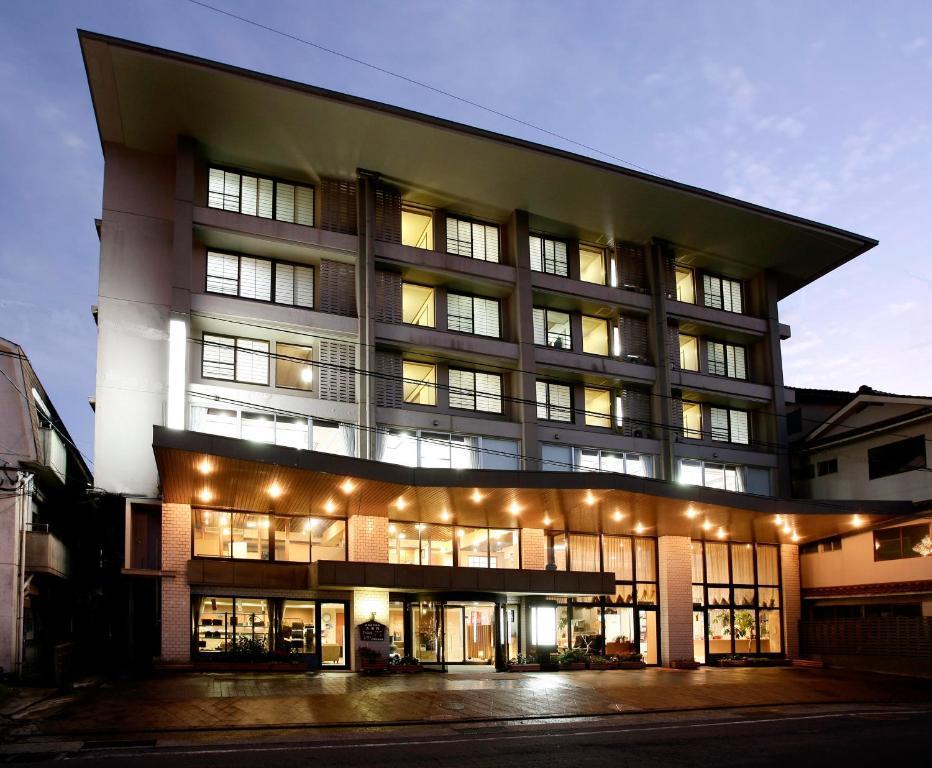 Unzen Sky Hotel