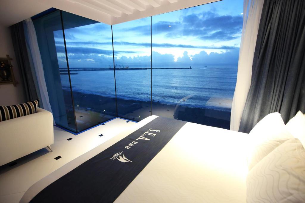 海景豪華雙床房的相片(第 1 張)