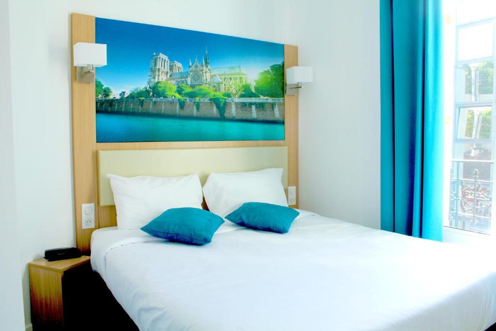 Hotel De Paris Boulogne-Billancourt, France