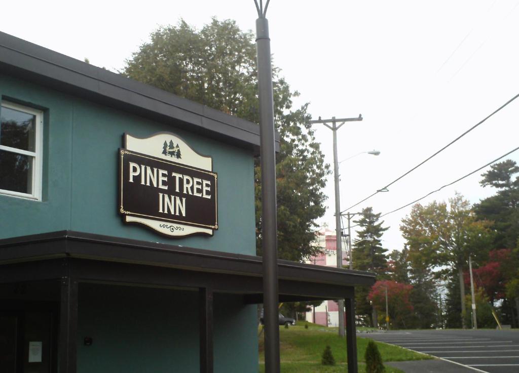 The Pine Tree Inn.