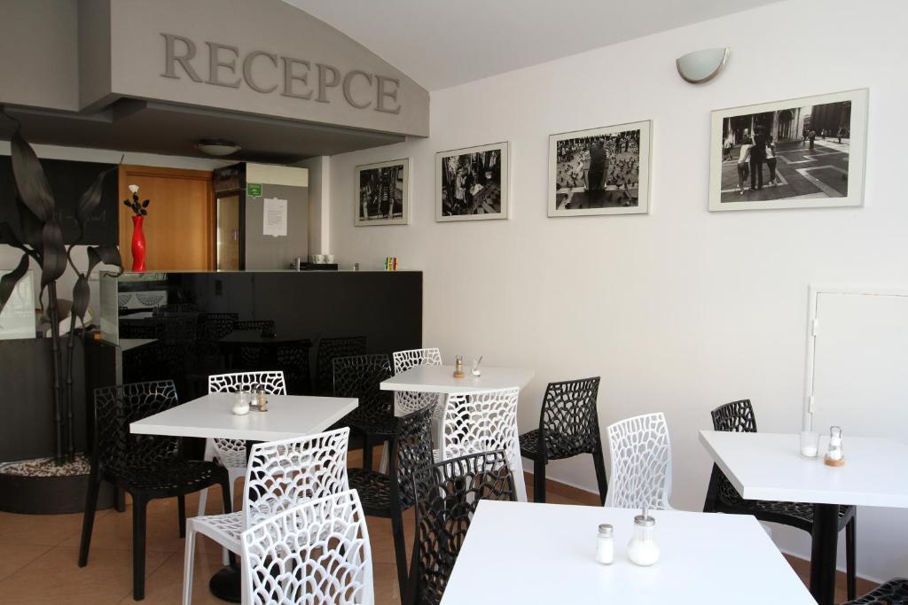 Ресторан / где поесть в Penzion Markéta Chrudim