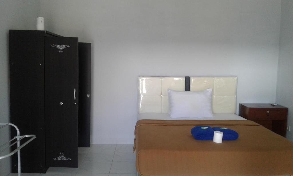 A bathroom at KCR Homestay