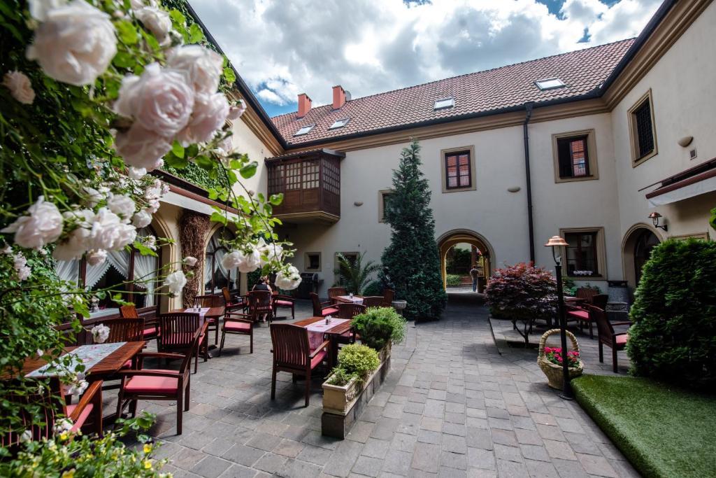 Hotel Octarna Kromeriz, Czech Republic