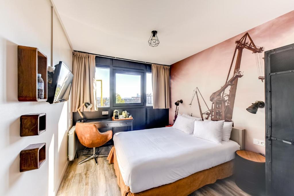 Brit Hotel Saint-Nazaire Centre Saint-Nazaire, France
