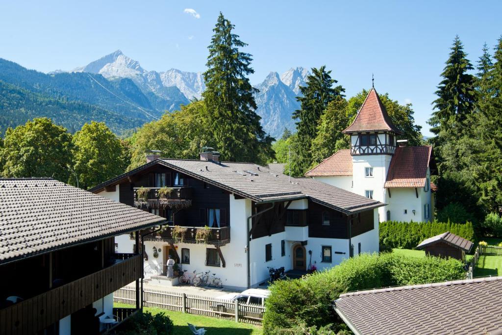 Treff Hotel Alpina - Laterooms