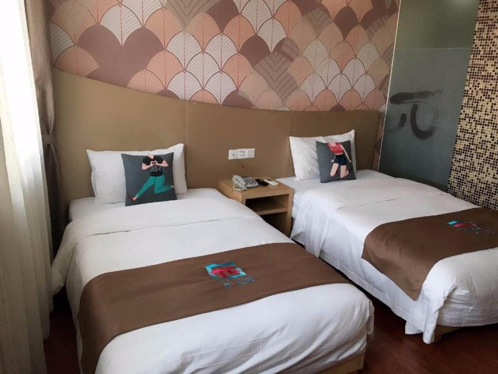 Pai Hotel Chongqing Wanzhou Beishan Shanshui International