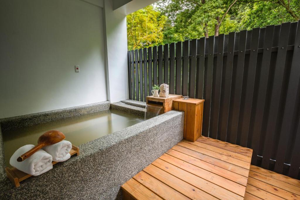 豪華雙人房-附陽台的相片(第 2 張)