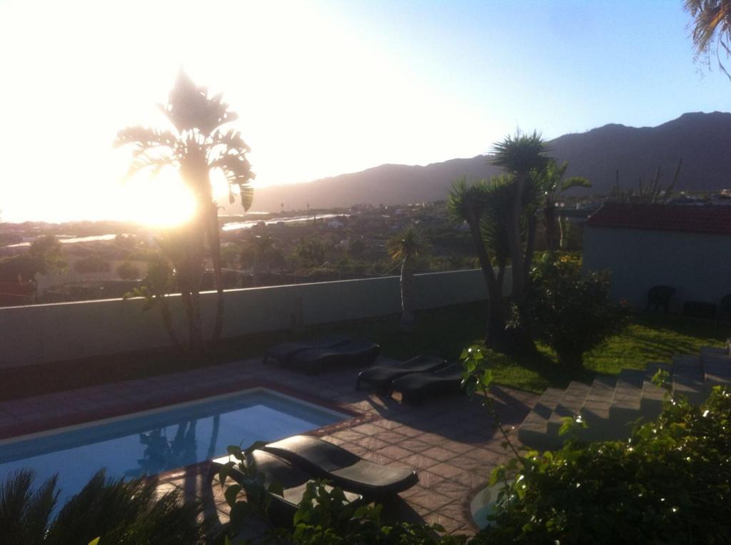 Vista de la piscina de La Camuesa-Adults Only o alrededores
