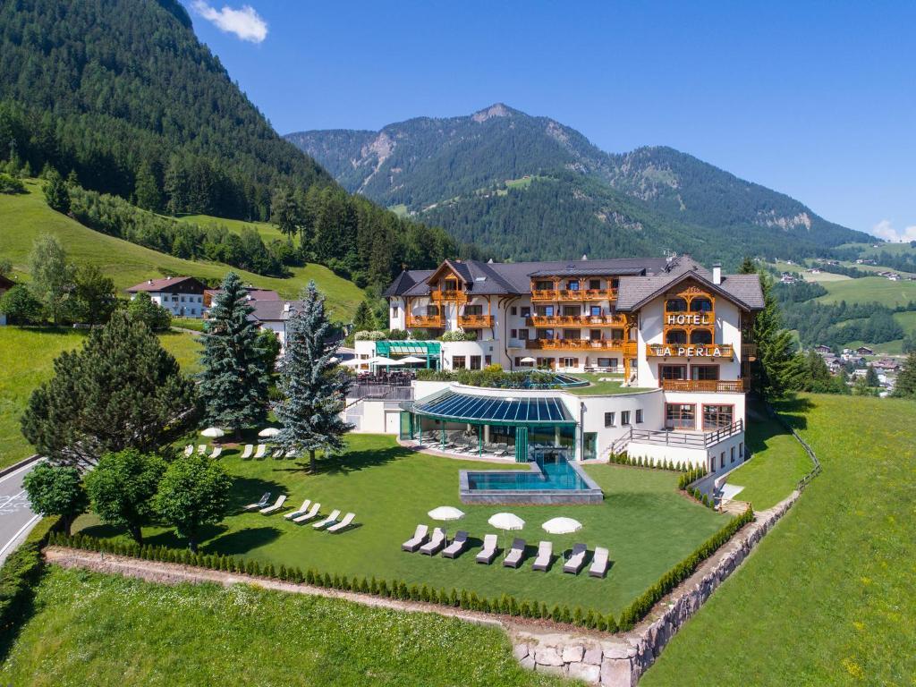 Alpin & Vital Hotel La Perla Ortisei, Italy