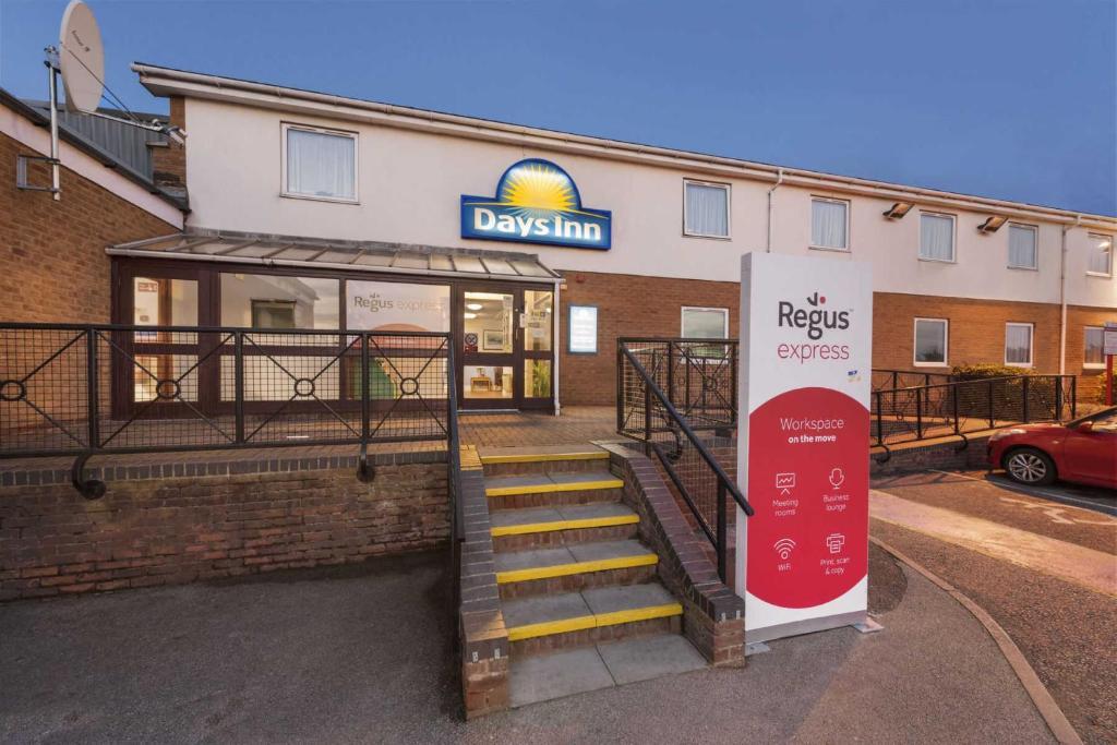Days Inn Watford Gap - Laterooms