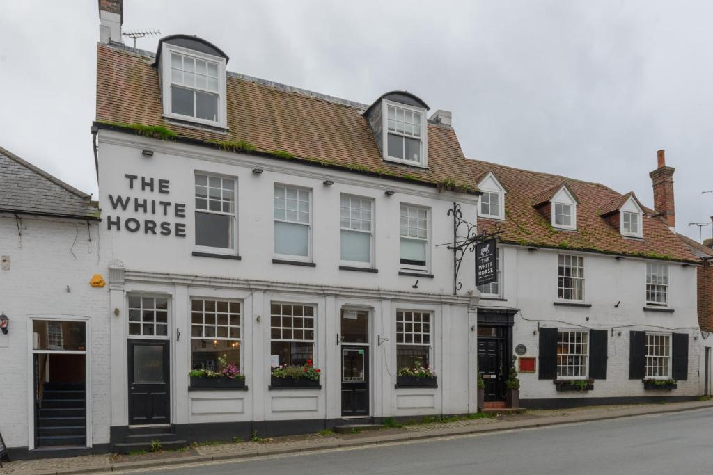 The White Horse Hotel in Storrington, West Sussex, England